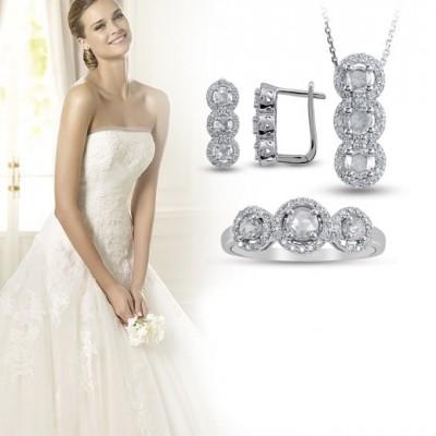 Semnificația purtării bijuteriilor de mireasă în ziua nunții