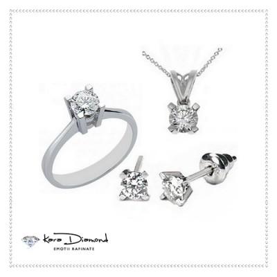 De ce diamantele rotunde sunt mai scumpe?