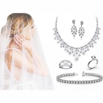 Alegerea bijuteriilor potrivite pentru nuntă