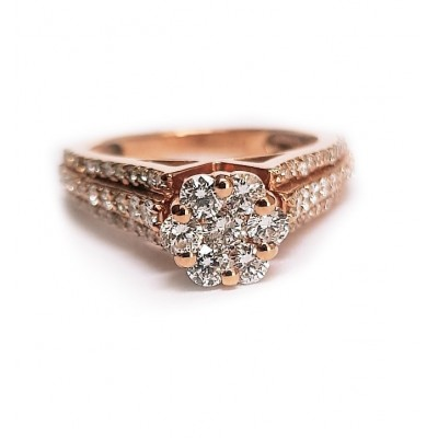 Inel cu Diamante