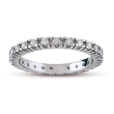 Inel Eternity cu Diamant